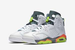 "Air Jordan 6 GS ""Bright Mango""新配色热门新闻"