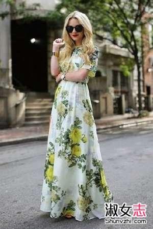 欧美穿衣搭配女 时髦女人味打扮
